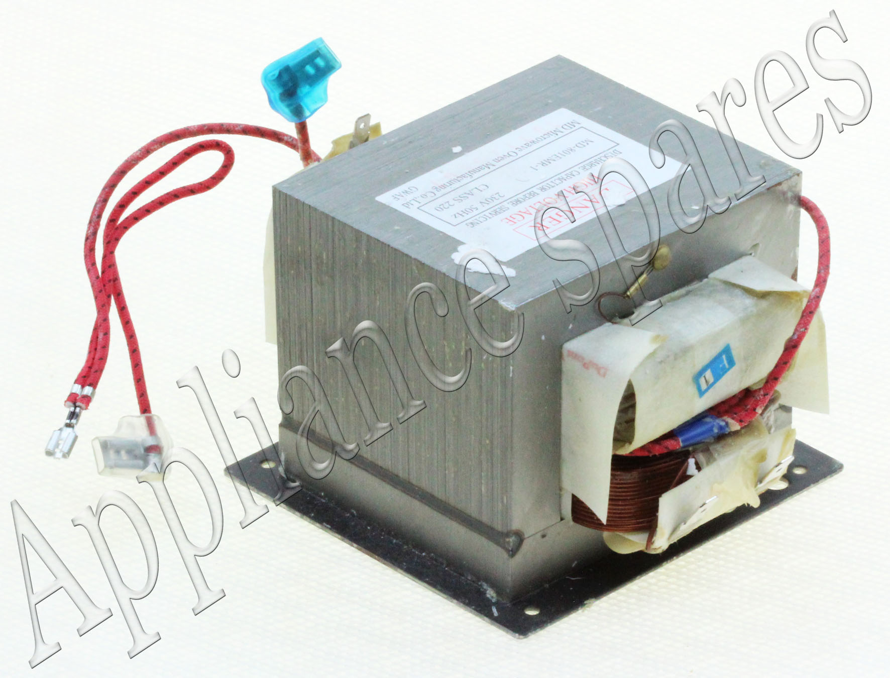 Kelvinator Microwave Oven High Voltage Transformer 700w