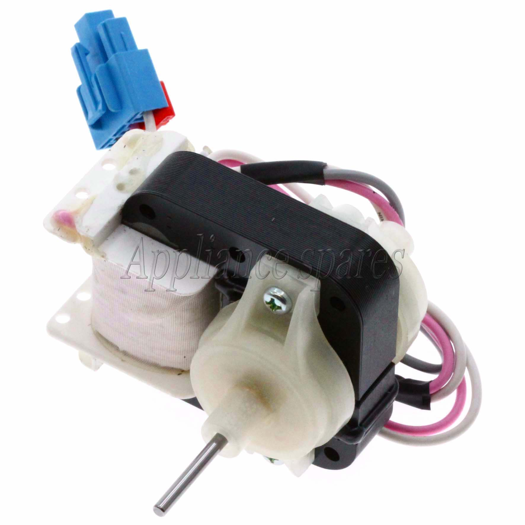 Lg Fridge Evaporator Fan Motor 220v 12w Lategan And Van