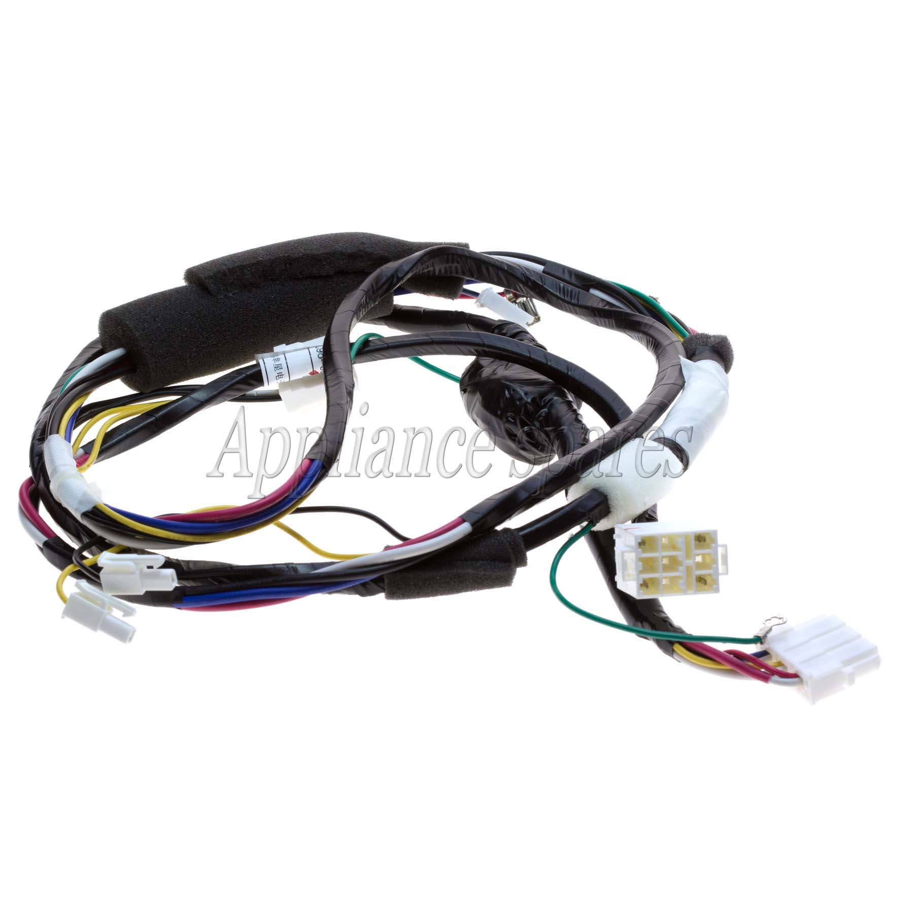 SAMSUNG TOP LOADER WASHING MACHINE WIRING HARNESS | Lategan ... on