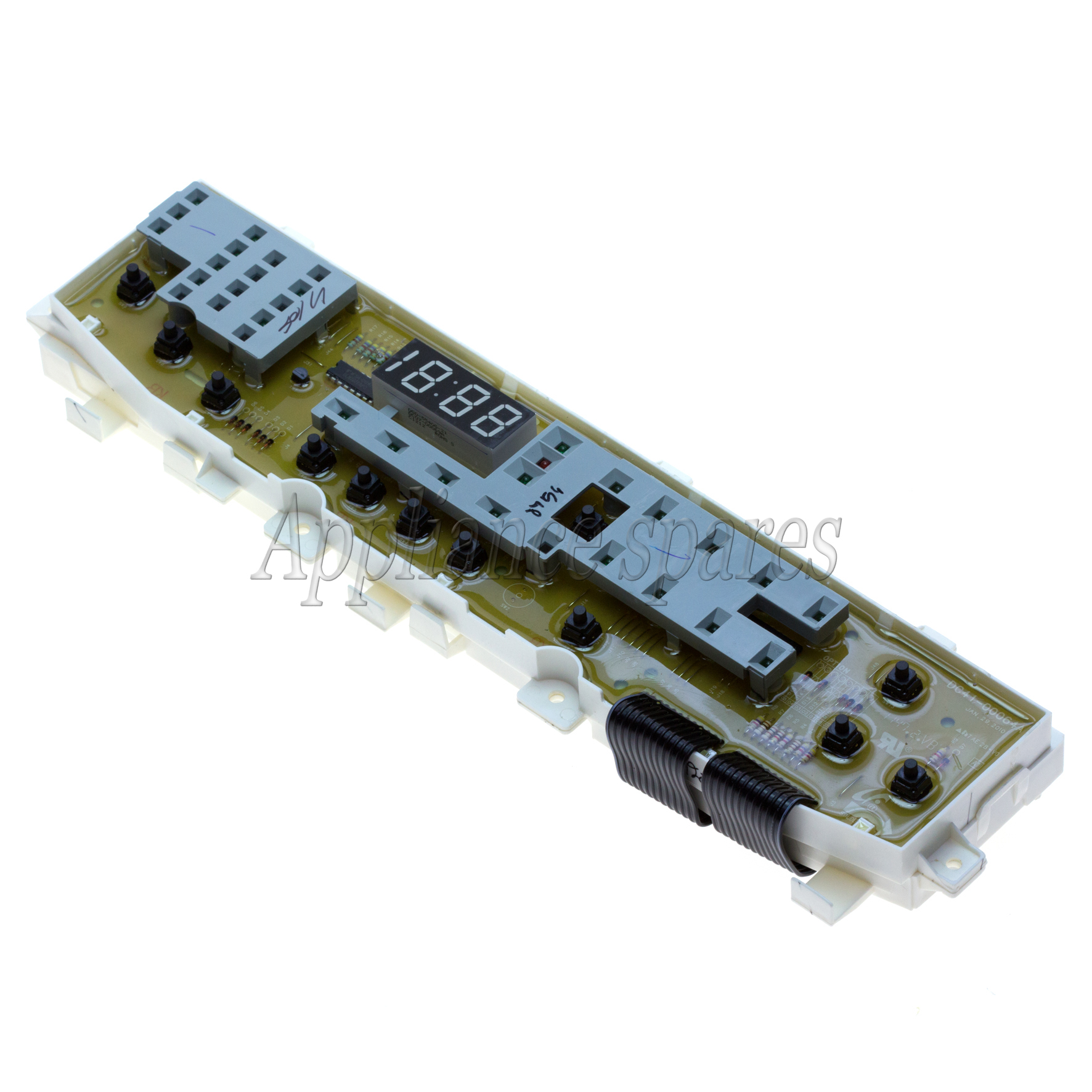 Samsung Top Loader Washing Machine Pc Board Mfsui12ncp Lategan And Circuit Pcb Assembly