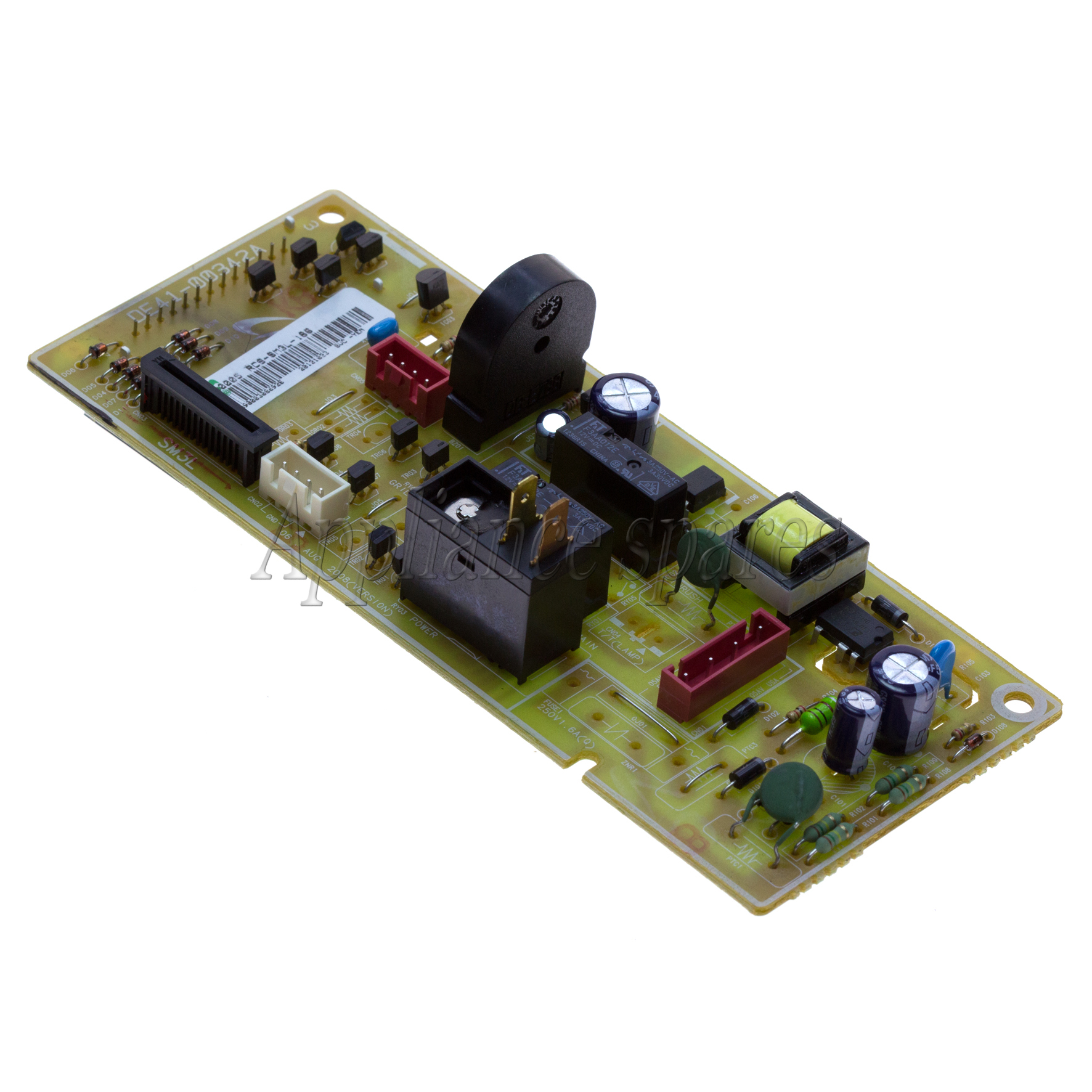 Samsung Microwave Oven Pc Board Rcssm3l166