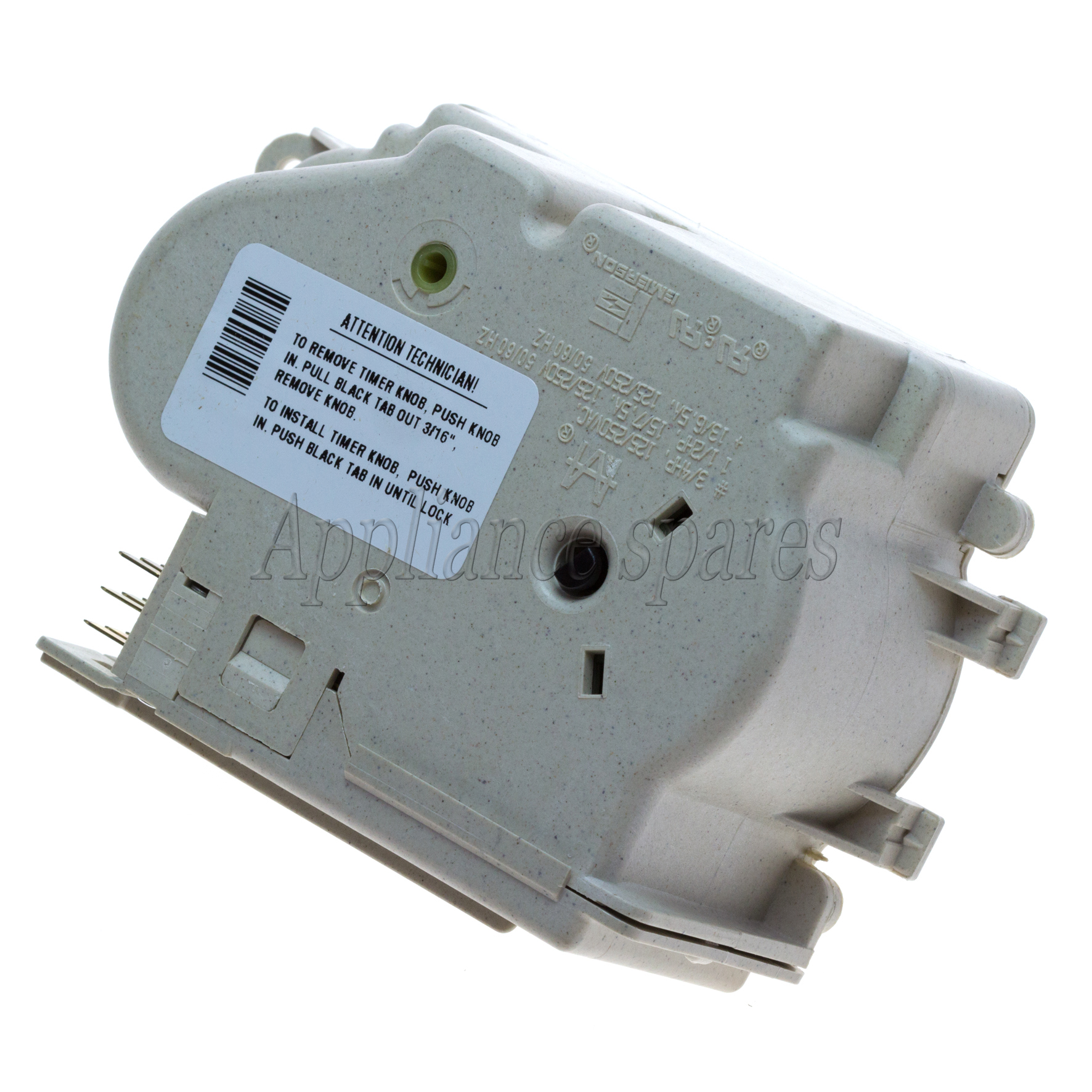 timer for whirlpool washing machine