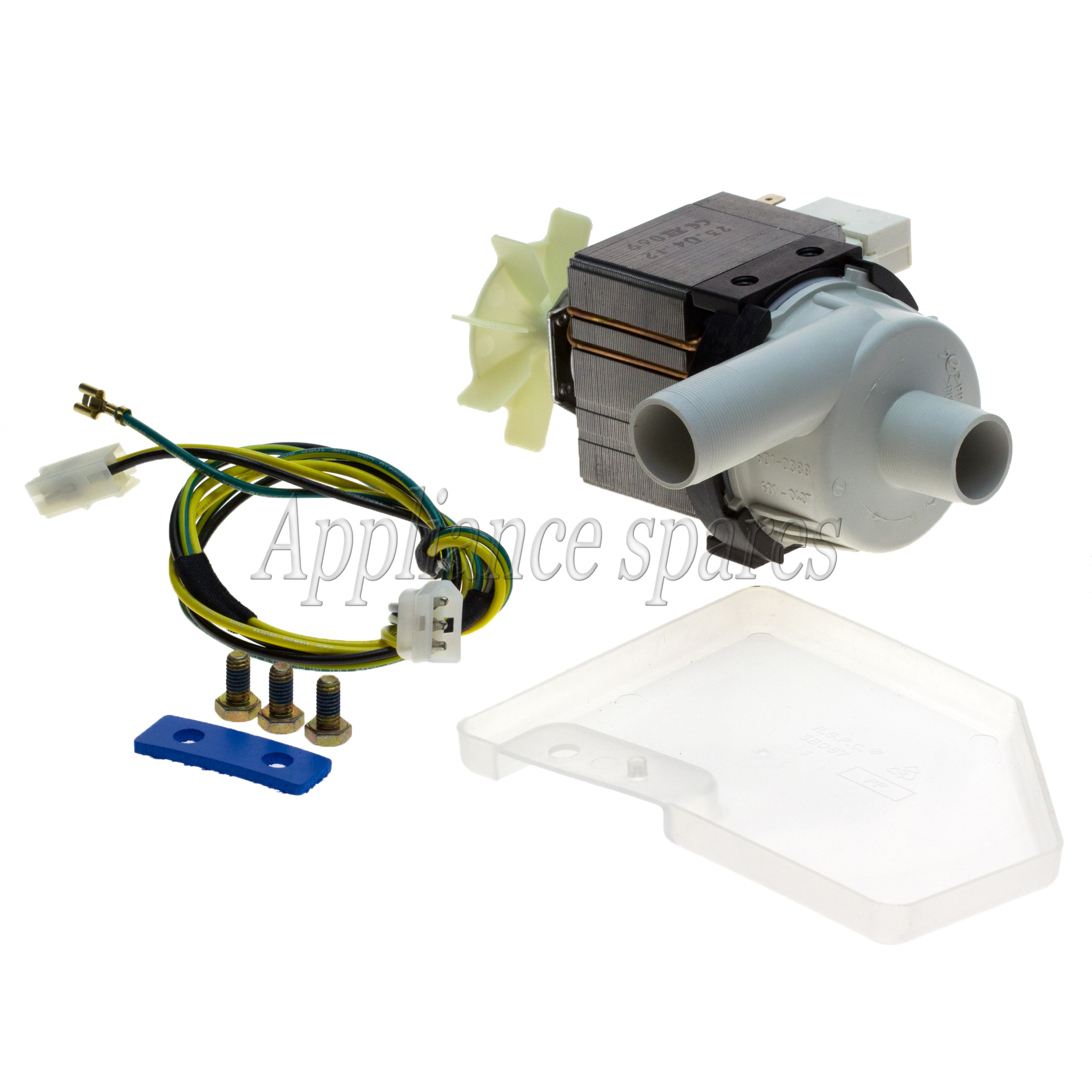 speed queen top loader washing machine original electric drain pump lategan and van biljoens appliance spares parts and accessories