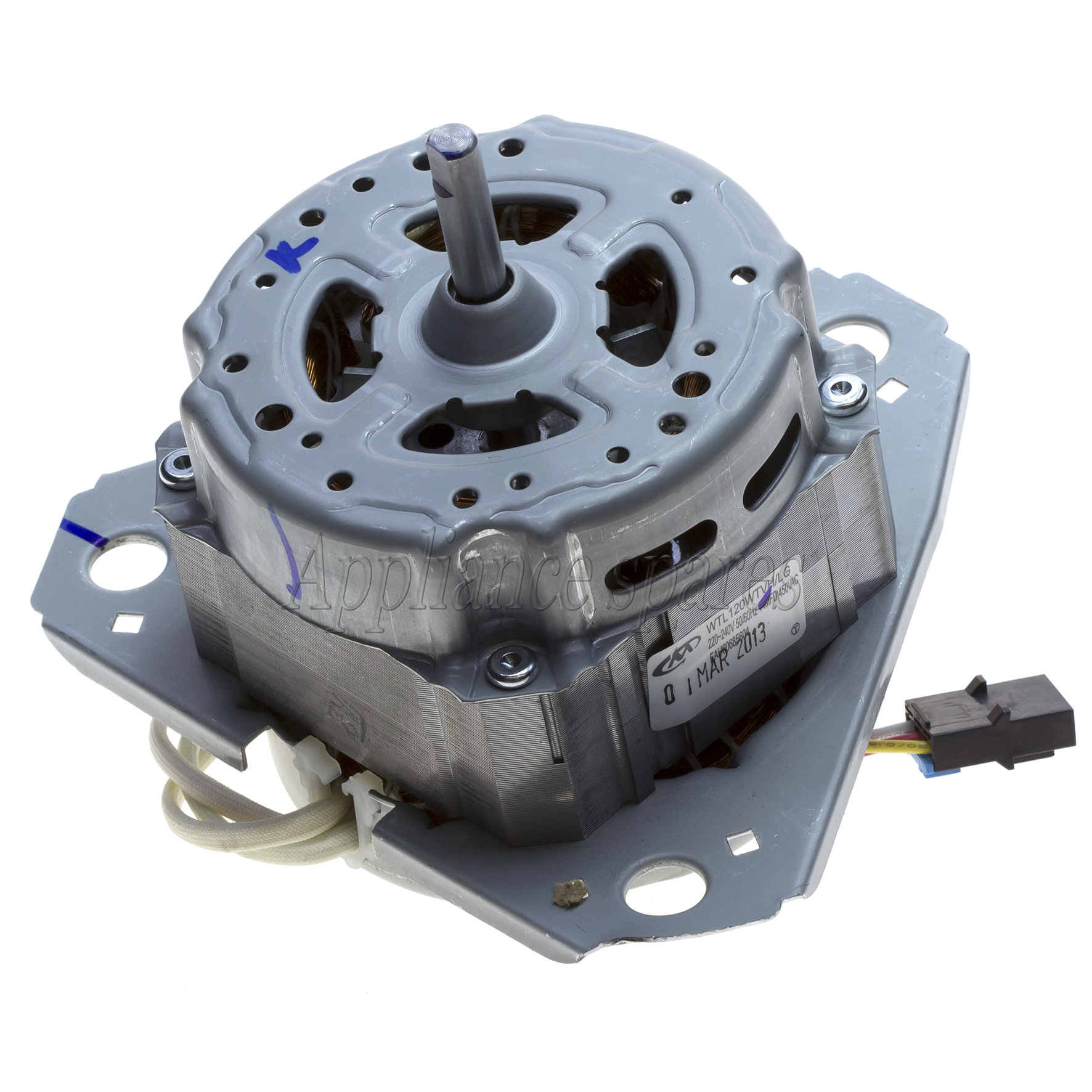 Lg Twin Tub Washing Machine Wash Motor Assembly Lategan
