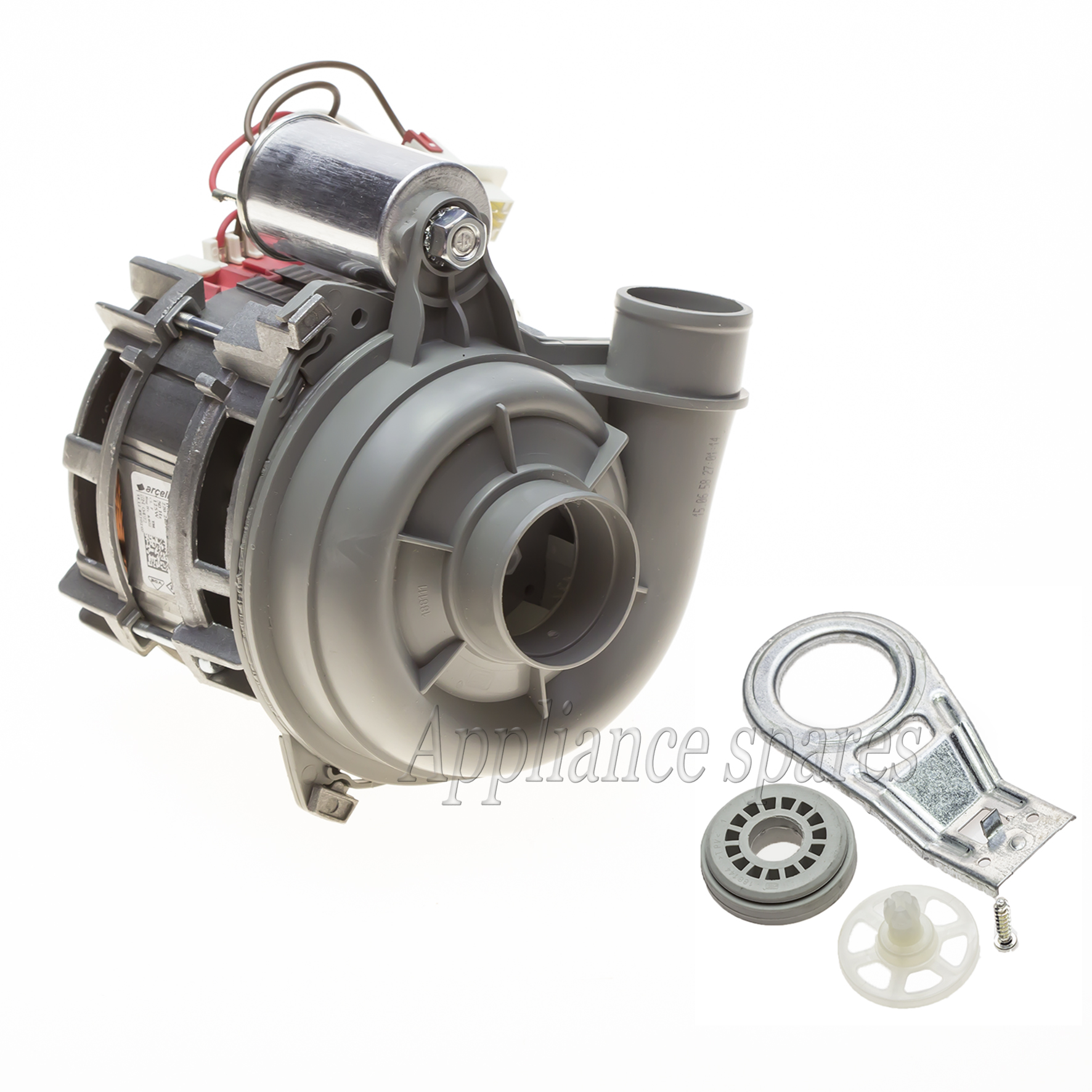 Whirlpool Dishwasher Main Pump Assembly Lategan And Van