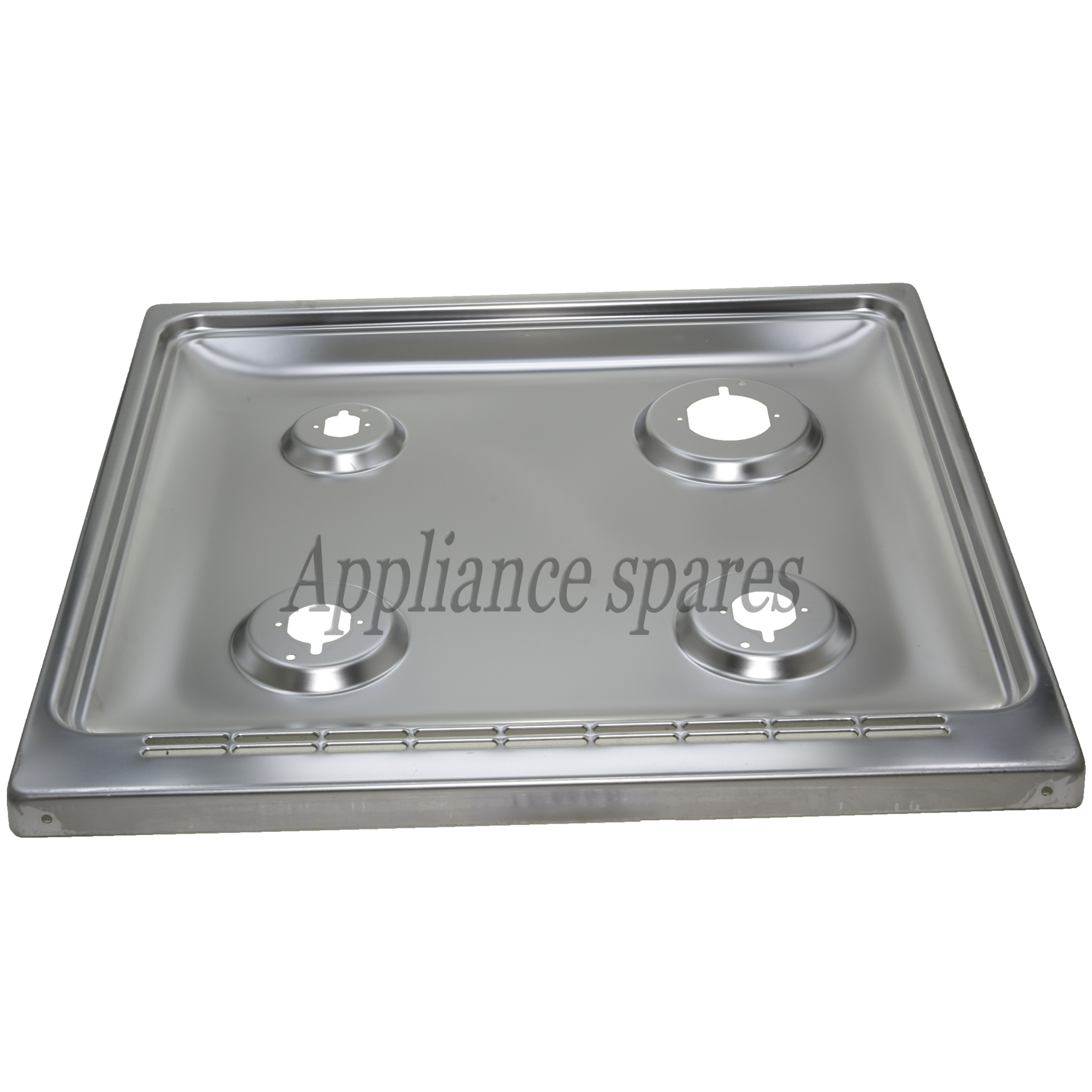 Tecnogas Gas Electric Stove Stainless Steel Cook Top Panel