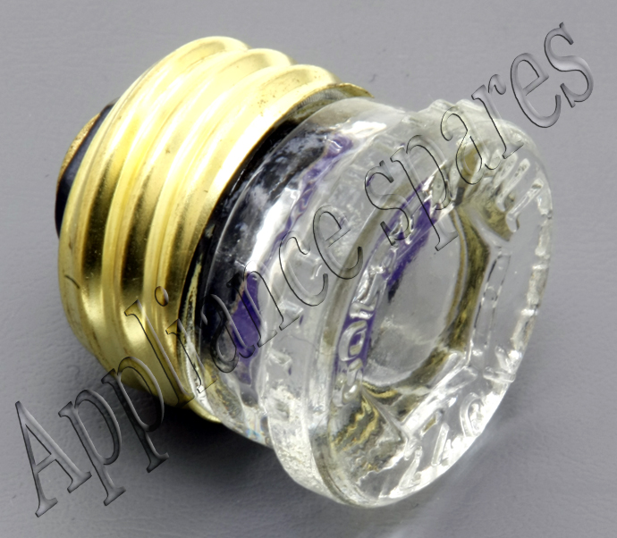 Edison Glass Fuse 20a Screw In Lategan And Van