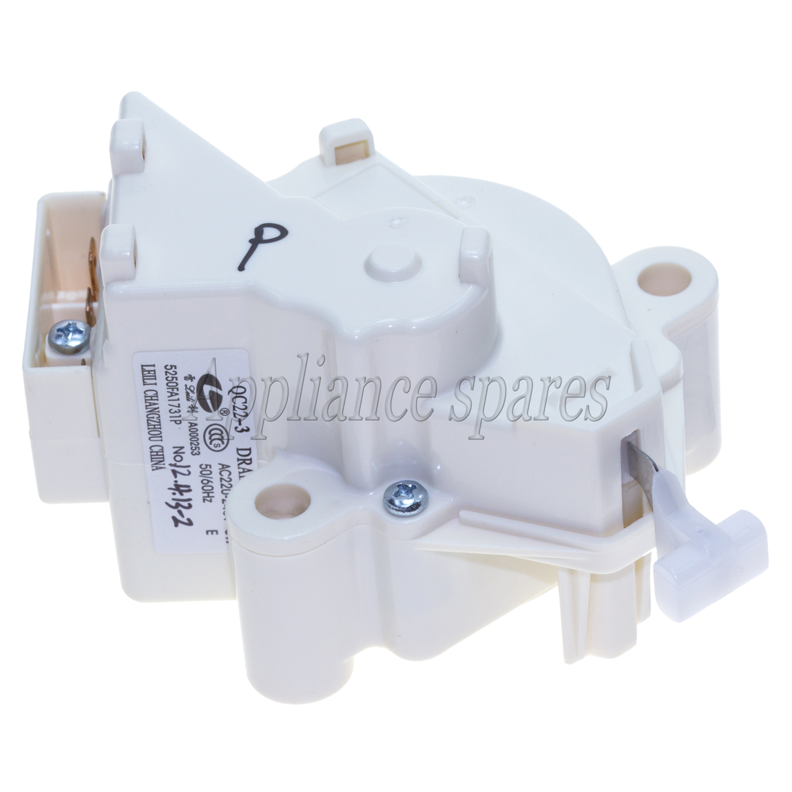 lg washing machine parts lg top loader washing machine drain motor actuator 10454