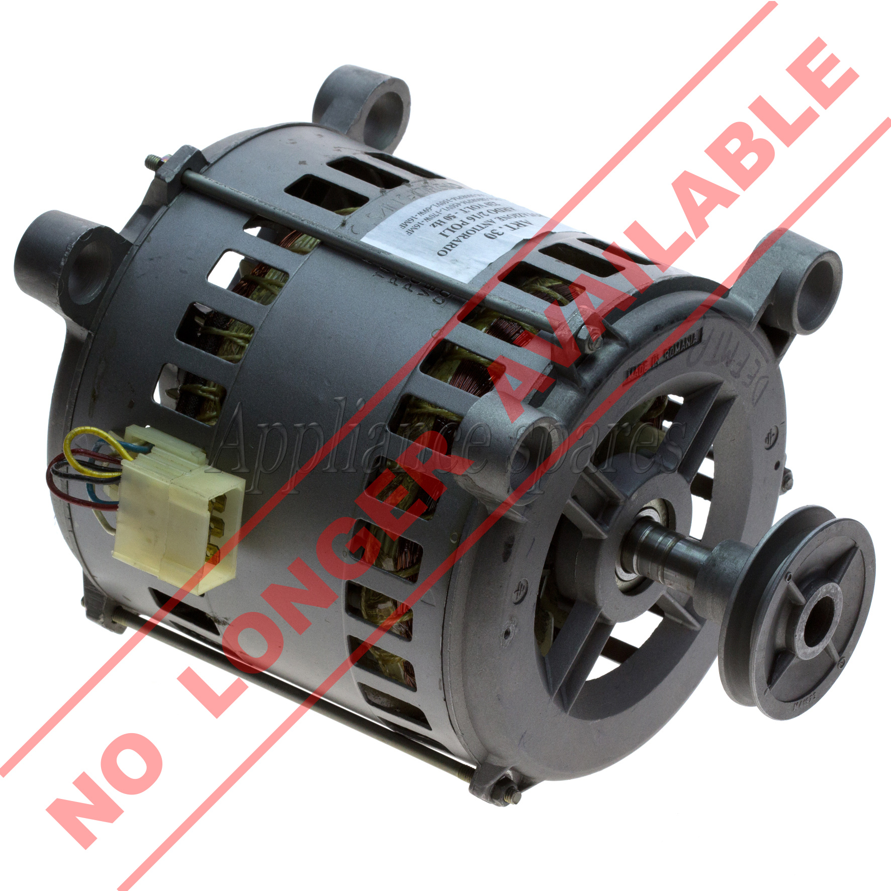 defy front loader washing machine main motor discontinued lategan rh  appliancespares co za