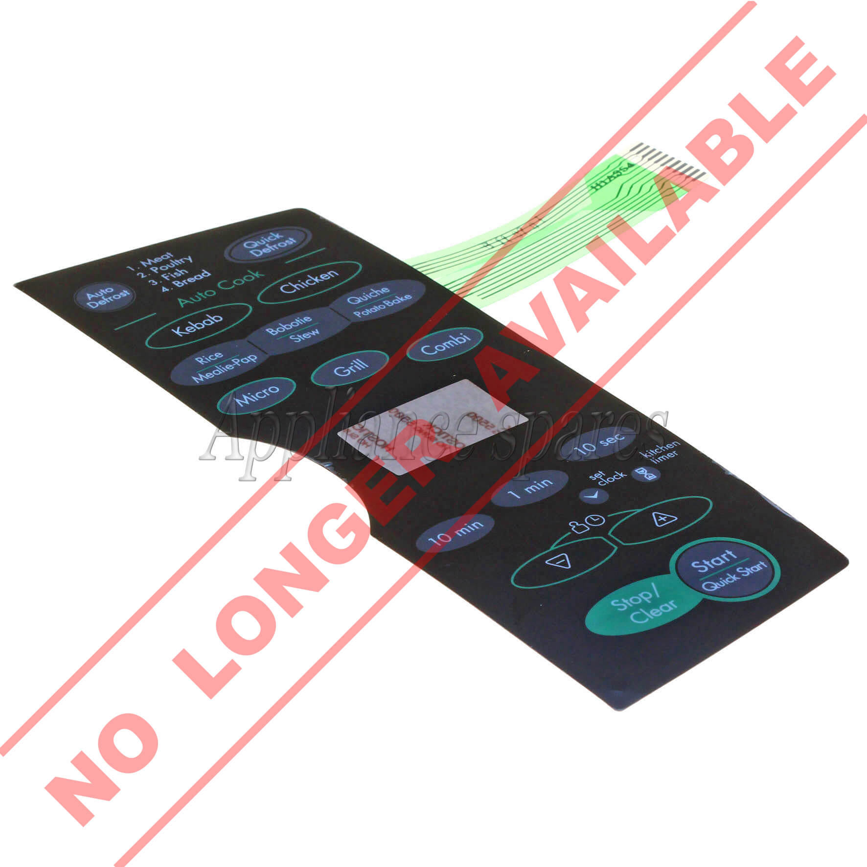 Lg Microwave Oven Touch Pad Black Discontinued