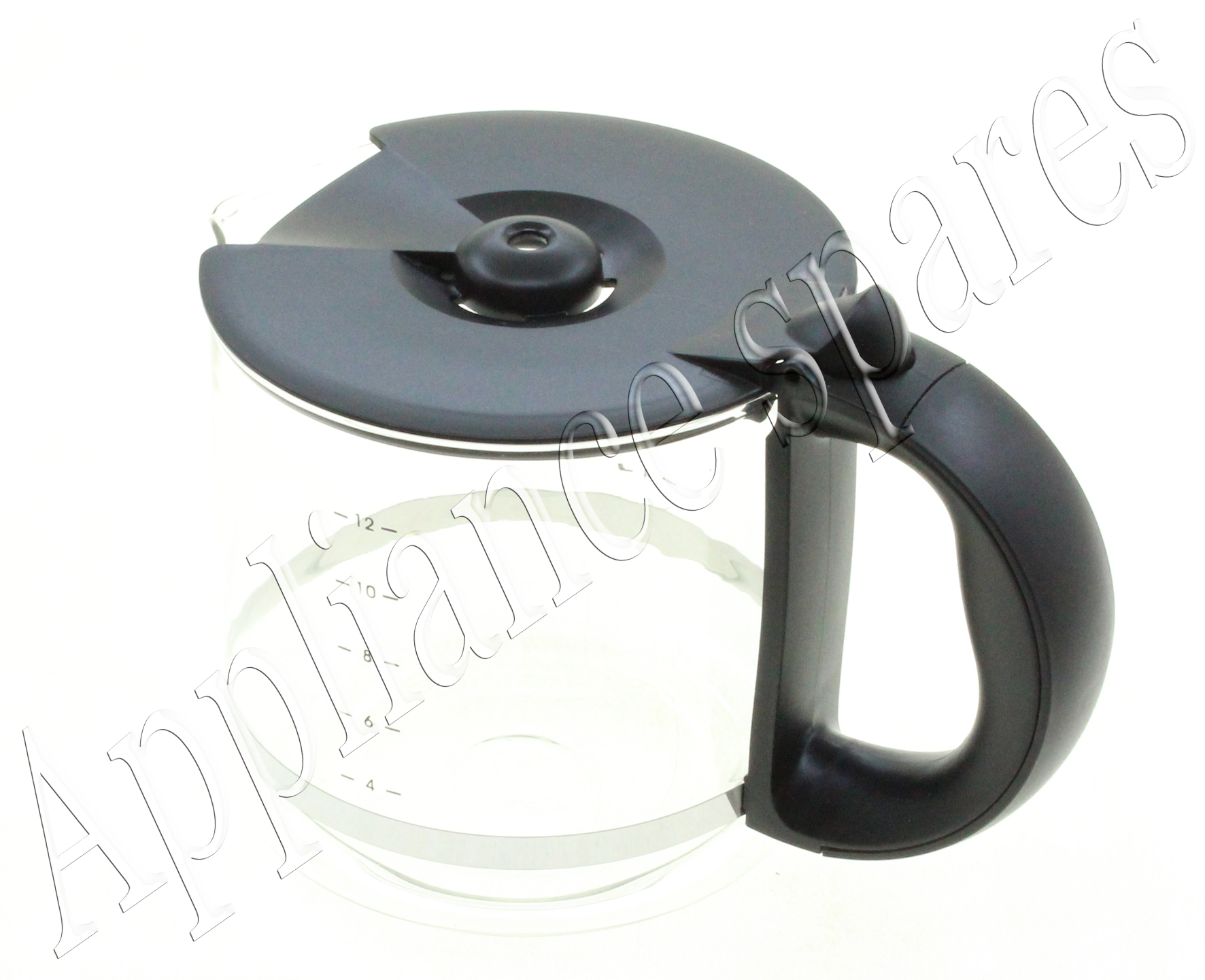 Coffee Maker Jug Spares : RUSSELL HOBBS COFFEE MAKER GLASS JUG Lategan And Van Biljoens Appliance Spares, Parts and ...