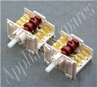 WHIRLPOOL PLATE REGULATING DUAL SWITCH ASSEMBLY 461961503671