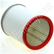 ROWENTA VACUUM CLEANER CARTRIDGE FILTER CLOSED ONE END