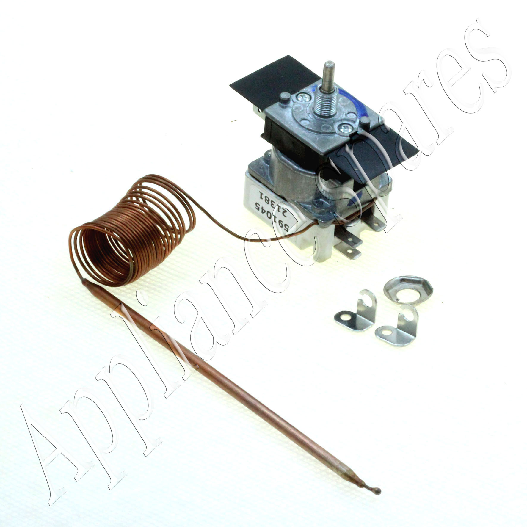 Thermostat th thin shaft lategan and van