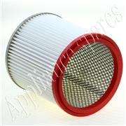 WAP VACUUM CLEANER CARTRIDGE FILTER CLOSED ONE END