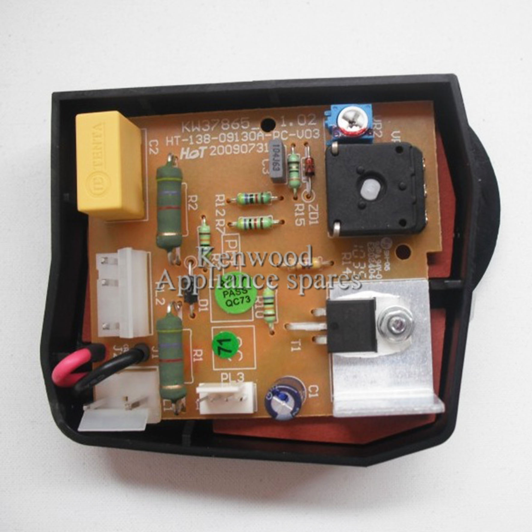 Kenwood Chef 120v 230v Control Module With Pulse And