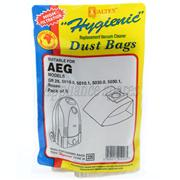 AEG VACUUM CLEANER PAPER BAG (PACK OF 5)