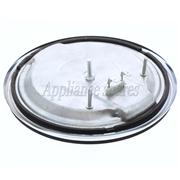 "8"" MINI OVEN HOT PLATE CHROME TRIM"