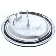 "6"" MINI OVEN HOT PLATE CHROME TRIM"