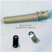 KENWOOD PATISSIER GREY CORD GUARD AND ANCHORAGE ASSEMBLY
