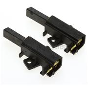 AEG FRONT LOADER WASHING MACHINE CARBON BRUSH AND HOLDER 6mm X 12.2mm (SET OF 2)