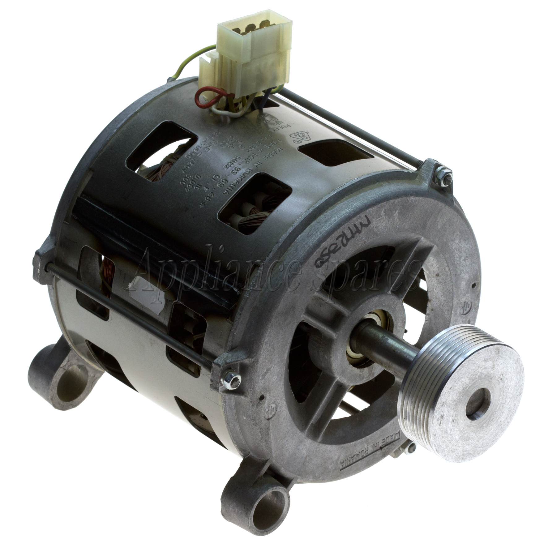 defy front loader washing machine main motor with 60mm
