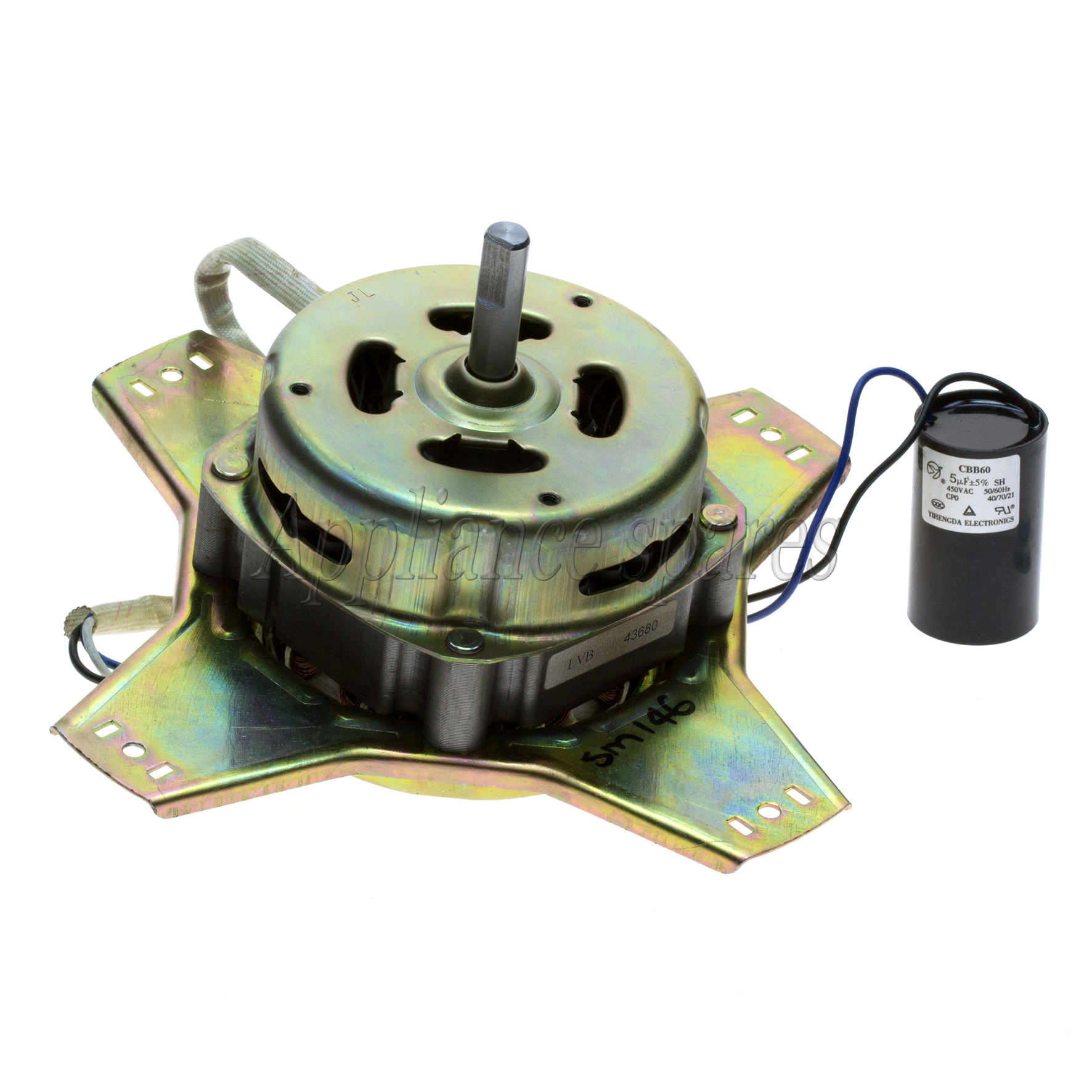 Washing machine motor wiring impremedia