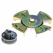 KELVINATOR TWIN TUB WASHING MACHINE MOTOR PULLEY WITH FAN