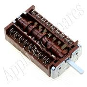 DEFY GAS OVEN SELECTOR SWITCH EGO: 42.09001.007