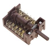DEFY 6 POSITION MULTIFUNCTION OVEN SELECTOR SWITCH 7LA GOTTAK 063133 or 068196
