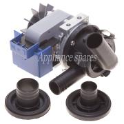 DRAIN PUMP(SUPPLIED WITH 3 DIFFERENT COVERS)