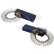 INDESIT FRONT LOADER WASHING MACHINE CARBON BRUSH 5mm X 10mm (SET OF 2)