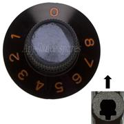DEFY CONTROL KNOB FOR 5mm SHAFT 1 - 8