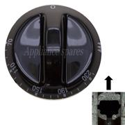 DEFY THERMOSTAT KNOB FOR 6mm SHAFT 0°C - 230°C