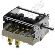 3 HEAT INDUSTRIAL SELECTOR SWITCH <br / > EGO:43.24032.000