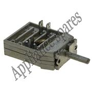 UNIVA 3 POSITION SELECTOR SWITCH RSS100