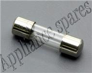 MICROWAVE OVEN 20mm 2.5AMP GLASS FUSE