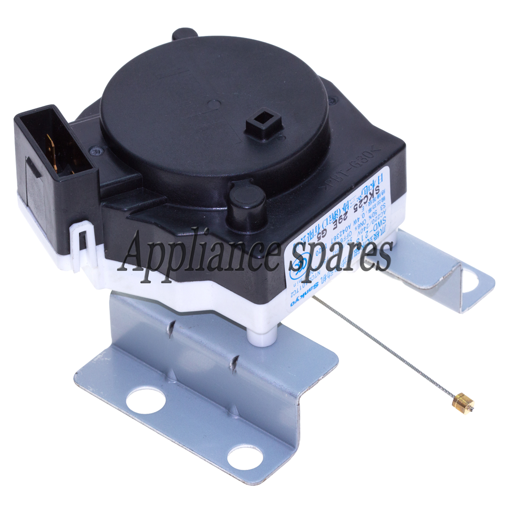 samsung top loader washing machine drain motor actuator