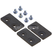 SPEED QUEEN TOP LOADER WASHING MACHINE BRAKE PAD KIT (DOUBLE HOLE)