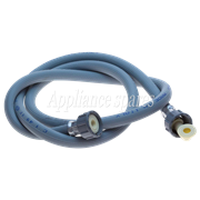 1.5 METER INLET HOSE, 1 X STRAIGHT FITTING and 1 X 90° FITTING