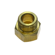 BRASS TAP ADAPTOR ( EACH)