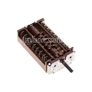 WHIRLPOOL OVEN 8 HEAT SELECTOR SWITCH EGO: 42.09001.005