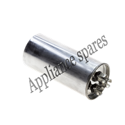 DUAL CAPACITOR <br/> 5 + 55uF, 450V