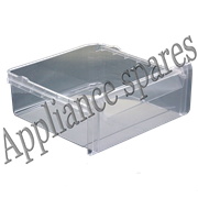 LG FRIDGE TRANSPARENT TOP FREEZER DRAWER