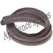 TADPOLE GASKET 25mm RUBBER (SOLD PER METER)