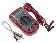 DIGITAL MULTIMETER AND THERMOMETER