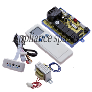 UNIVERSAL MID WALL SPLIT AIRCON REMOTE AND PC BOARD KIT