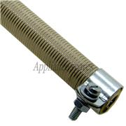 "CERAMIC HEATER BAR 10"" 90° FITTINGS"