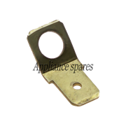 MALE LUG WITH HOLE<br/>(PACK OF 100)