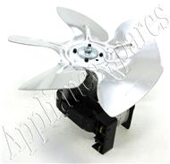 KELVINATOR EVAPORATOR FAN MOTOR WITH 150mm BLADE 220V/21W